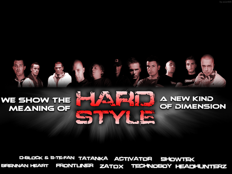 Hardstyle DJ's by asianMK
