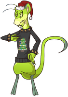 What is this horrible Stuff called Christmas? by xSeamair