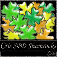 Cris SPD Shamrocks by only1crisana