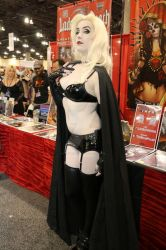 Lady Death 20th Anniversary Phx Comic con 2014 by LadyLestat88