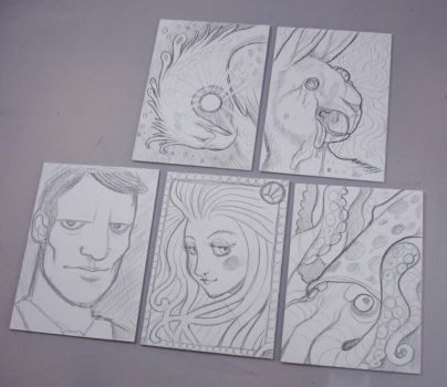 And more ten dollar sketches by missmonster