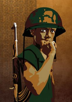 Child Soldier by JaxAble