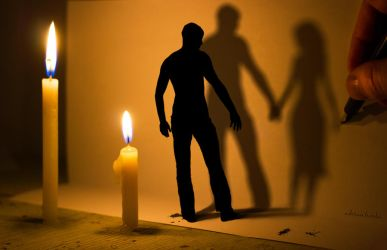 The Shadow of My Missing Soulmate by borda