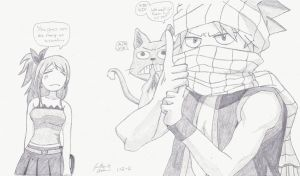 Sneaky As A Ninja by Caedus6685