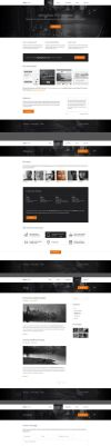 Nina - Free HTML template by F-l-a-g