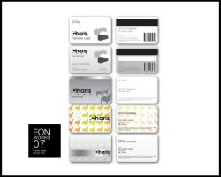 Charis Cards by eonworks