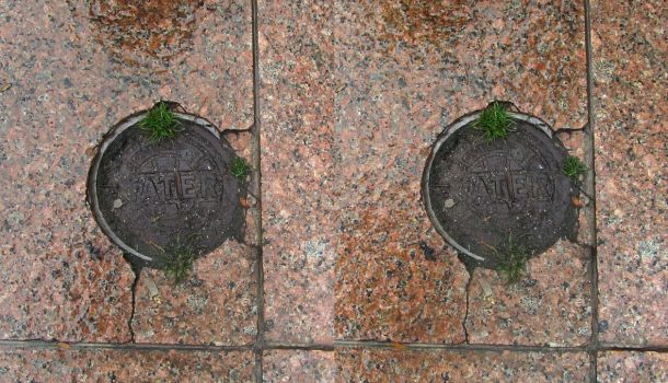 Stereograph - Water by alanbecker