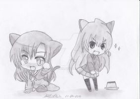 Chibi Time!! by Kyorem
