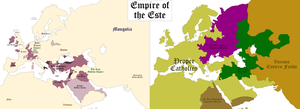 Empire of the Este by Spiritswriter123