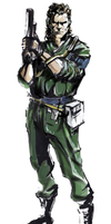 Solid Snake by ratylird