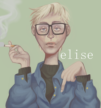 elise by digitallyImpaired