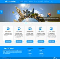 How to use Rasterino and Illustrator in web design by lazunov