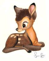 Bambi by Strawberry-2110