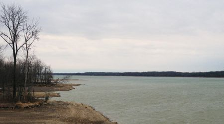 Winter on Alum Creek by sargentsnarky