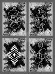 Playing Card Design - Diamond Suit (mockup) by PluivantLaChance