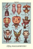Happy Halloween! by V-L-A-D-I-M-I-R