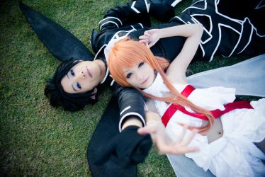 Sword Art Online: Smile with me by xxpuffy