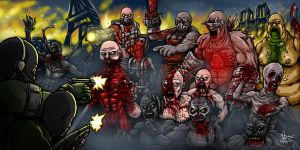 Killing Floor 2 by alextrinidad