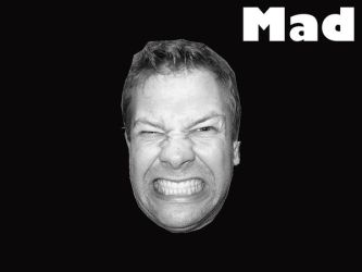 Me mad by Strooitje