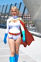 Power Girl SDCC 2011 by Uberglitch