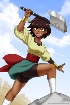 Ajna by johnjoseco