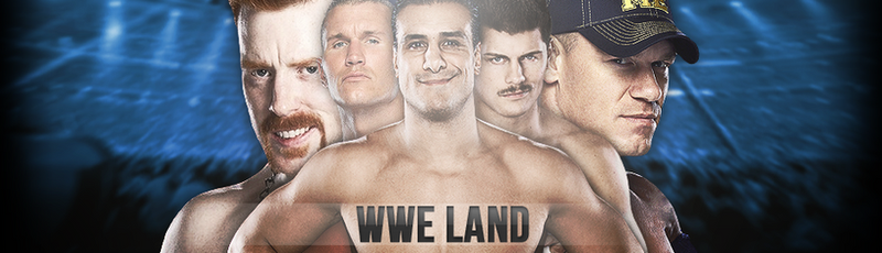 WWE Land Official Header (2013) by Hacen13
