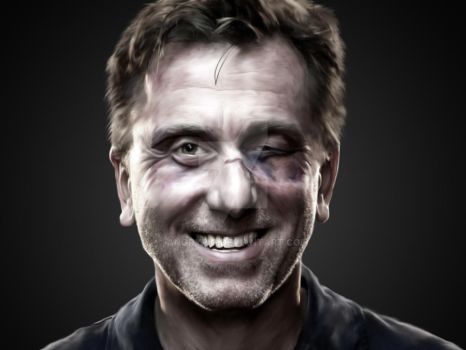 Tim Roth - Lie To Me by AngryPIG