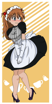 Maid commission FINISH by xPasteque