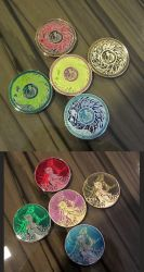 Hnp coins 2nd minting by sandara