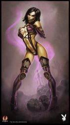 Mileena by Raggedy-Annedroid