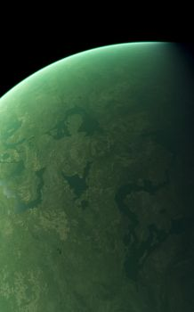 Planet Surfacing Study 2 by nvseal