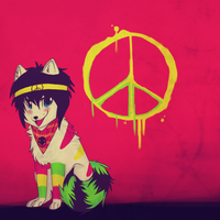 PEACE YO by hyrikuot