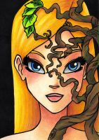The power of Mother Earth by Eviethelion