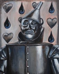 Hearts and Oil by Bewheel