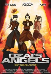 Avatar: Ozai's Angels by finni