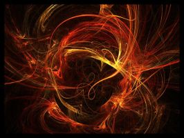 My first fractal by Nikademo
