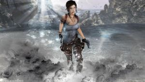 Lara Croft - My Blessing And My Sin by Roli29