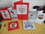 Holiday Greetings Card Project 2012 by EcstaticDismay
