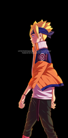Boruto: Next Generation by HonYakusha-san