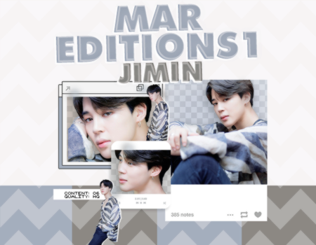 /PACK PNG/ JIMIN. by MarEditions1
