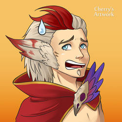 Rakan for memotions contest by Arni-chan