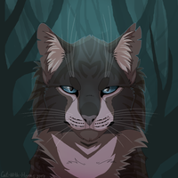 Hawkfrost by Cat-With-Horns
