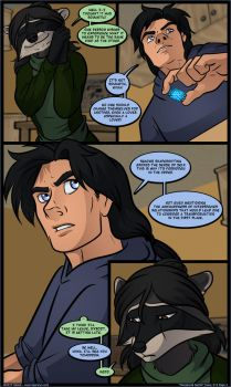 The Realm of Kaerwyn Issue 12 Page 4 by JakkalWolf