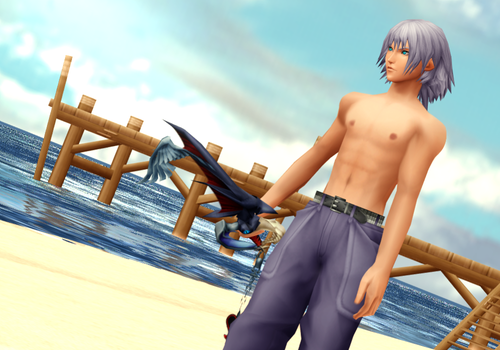Riku KHII (Topless) DOWNLOAD by Reseliee