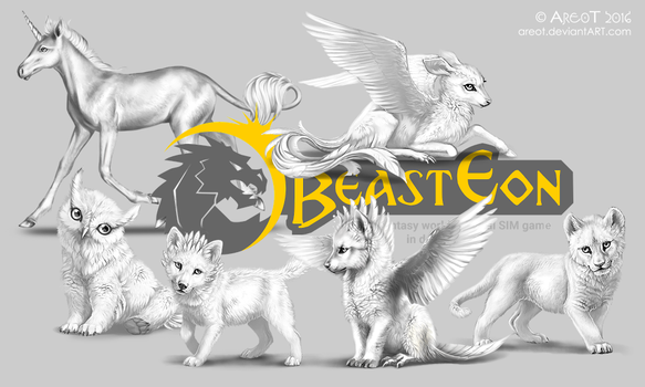 BeastEon bases by areot