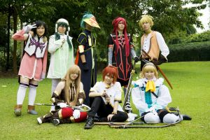 Tales of the Abyss by Daidairo
