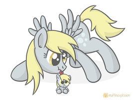 Terpys Tasty Toy Time by muffinexplosion