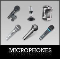 Microphones 2.0 by MugenB16