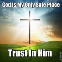 Christianity Is My Safe Place by FireNationPhoenix