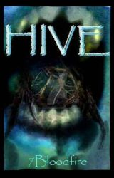 Hive - Book Cover Design by 7Bloodfire